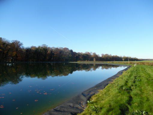 Cirencester Polo Club Reservoir