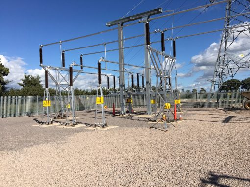 Alveston 132kV Substation