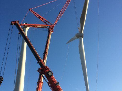 Alvington Wind Turbine